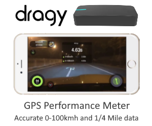Dragy GPS Performance Meter
