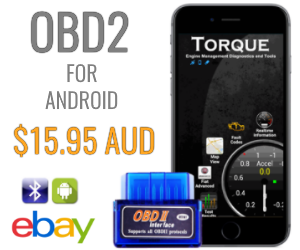 OBD2 Bluetooth Auto Gauge / DTC Code Reader